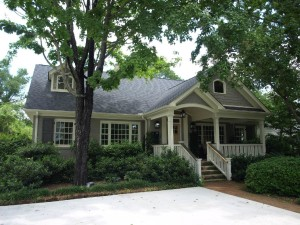 Greenville renovations and remodeling curb appeal after for Cottage style homes greenville sc