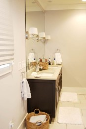 Luxury  Bath Bathroom Remodel Renovation Vanity Powder Room Greenville SC