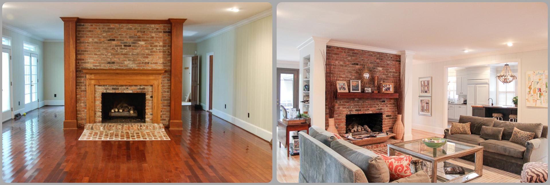 08 Greenville Home Remodeling Kitchen Remodel