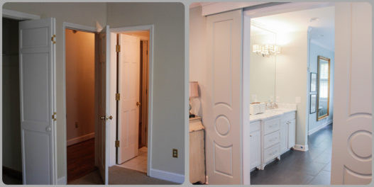 Before And After Greenville Home Remodeling